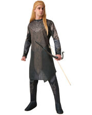 Adult's Mens Lord Of The Rings Hobbit Desolation Of Smaug Legolas Costume