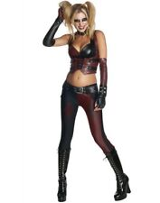 Adult's Sexy Harley Quinn Arkham City Deluxe Womens Costumes