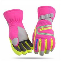 Unisex Ski Snowboard Gloves Sports Winter Skiing Gloves Windproof FREE SHIPPING