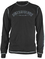 Speed & Strength Bikes Are In My Blood Thermal T-Shirt