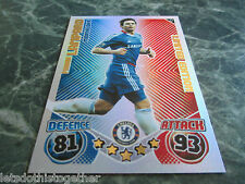 Match Attax Extra 2010-11 10/11 Frank Lampard Limited Edition Chelsea L2 MINT!