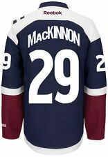 Nathan MacKinnon Colorado Avalanche Reebok Premier Third Jersey NHL Replica