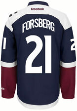 Peter Forsberg Colorado Avalanche Reebok Premier Third Jersey NHL Replica