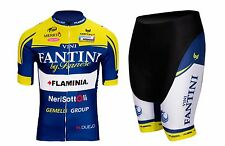Team Cycle F124/H124 Man Cycling Jersey Short Sleeve & Padded Pants Cycling Bike