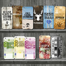 Rundum Case Protection Case Mobile Phone Case Cover Hard Bumper Motif Iphone