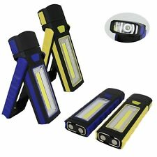 NEW MAGNETIC INSPECTION WORK LED COB LAMP LIGHT FLASHLIGHT~EG