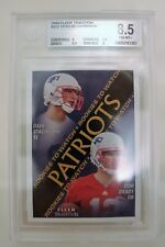 2000 FLEER TRADITION #352 TOM BRADY NEW ENGLAND PATRIOTS ROOKIE BGS GRADED & NON