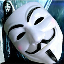 V Christmas Mask for Halloween Vendetta Mask Fancy Cosplay Costume Gift