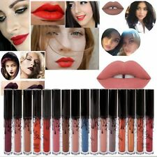 Long Lasting Lip Liquid Matte Waterproof Lipstick Beauty Makeup Pencil Lip Gloss