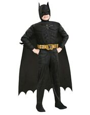 Boys Batman The Dark Knight Rises Muscle Chest Costume