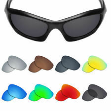 POLARIZED Replacement Lenses for-OAKLEY Monster Dog Sunglasses -Multiple Options