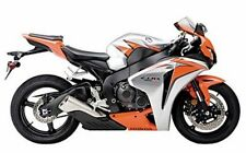 2010 Honda CBR1000RR, Orange - New Ray 49293 - 1/6 Scale Model Racing Motorcycle