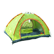 Waterproof Outdoor Sports Family Camping Hiking Instant Tent 3-4 person