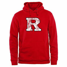 Rutgers Scarlet Knights Scarlet Classic Primary Pullover Hoodie - College