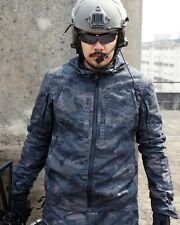 REEBOW TACTICAL Military Outdoor Jacket Men Winter Hunting Camouflage