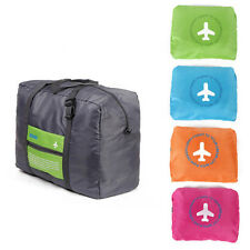 Travel Big Size Foldable Luggage Bag Clothes Storage Carry-On Duffle Bag