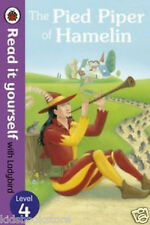 EARLY READER  Read it Yourself Ladybird Level 4: THE PIED PIPER OF HAMELIN - NEW