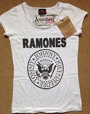 Amplified Ramones 1234 T-shirt - BNWT