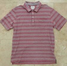 NWT Billy Reid Men-XL Multi Stripe Polo Shirts