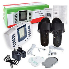 Electrical Muscle Stimulator Full Body Relax Slimming Massager massage pulse