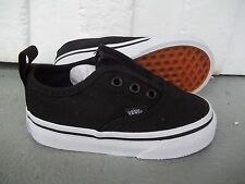 NWT VANS BOYS/TODDLER AUTHENTIC V SNEAKERS/SHOES SIZE 5.BRAND NEW FOR 2016. SALE