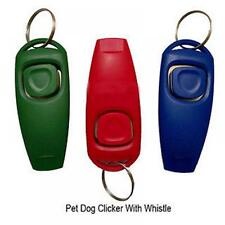 Click Trainer Pet Guide Clicker Training Whistle