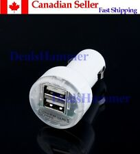 Dual 2 Port Universal Mini USB Car Charger Adapter for iPod iPad iPhone 4 4G 4S