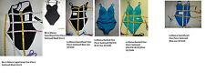 La Blanca One Piece Swimsuit Black 8A/8B/10-PACIFIC BLUE 10/12-Blue 10