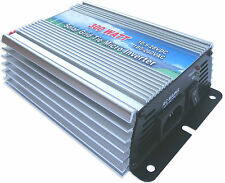300/500/600/800W Solar Grid Tie Inverter 10.5-28V DC pure sine wave with mppt