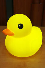 Duck Remote LED Control Mood Lamps Kids Teens Home Toys Lighting Night Lights