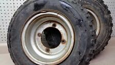 Yamaha Blaster YFS200 YFS 200 front rims and tires 21/7-10