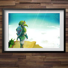 Legend of Zelda Poster High Quality Anime Prints Anime Poster