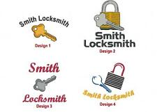 6 New Shirts Embroidered Free4Ur Locksmith Business Company