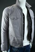 Armani Exchange A|X Mens Bomber Short Puffer Zip Out Vest Jacket NWT $250