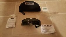 ESS EYE PRO ICE 2.4 Eye Shield SAFETY SUNGLASSES w/clear & smoke lens