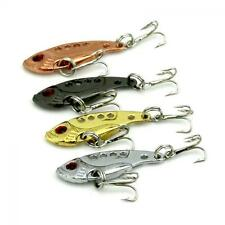Fishing Crank Spoon Tackle Lures Bass CrankBait Bait