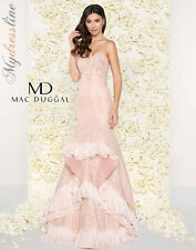 Mac Duggal 80686D Long Evening Dress ~LOWEST PRICE GUARANTEE~ NEW Authentic Gown