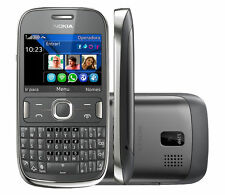 New Original Unlocked Nokia Asha 302 3020 Bar Cell Phone Qwerty GSM Warranty 3G