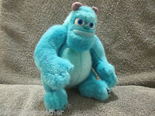 """Disney Store Exclusive - Monsters Inc University Sulley Sully Soft Plush Toy 7"""""""