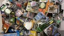 50 mixed fishing items - carp tackle match pike pop up bait  - shop clearance -