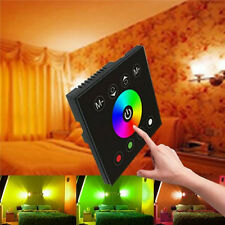 12-24V RGBW Full Color Dimmer Touch Panel Controller For RGB RGBW LED Strip IM