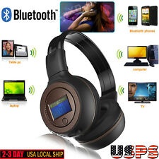 3.0 Stereo Bluetooth Wireless Headset/Headphones With Call Mic/Microphone NEW