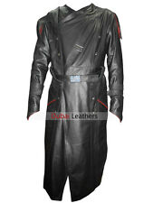The Sorcerer's Apprentice Balthazar Blake Nicolas Cage Leather Trench Coat