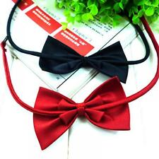 Cute Collar Clothes Neck Acccessory Popular Kitten Pet Puppy Bow Tie Dog