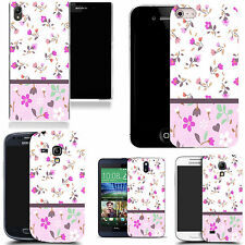 pattern case cover for many Mobile phones  - vivid floral