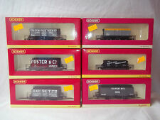 Hornby-OO Gauge/1:76 Scale-BRAND NEW BOXED-Wagons- 3 SOLD -3 LEFT-To Choose From