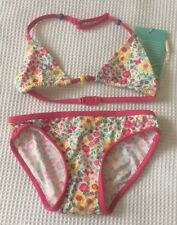 BNWT Monsoon Girls 'Flora' Pink Floral Bikini  - Age 3-4 Years