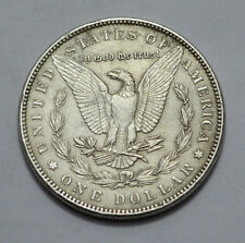 1886-P  Morgan Dollar VERY NICE  Silver Coin , NO RESERVE PRICE  !!!