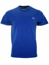 Mens Fred Perry T-Shirt   M6334   Crew Neck   Regal