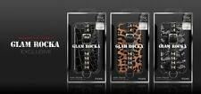 More-Thing Glam Rocka Leather Exclusive case for iPhone 5/5S +Mirror screen prot